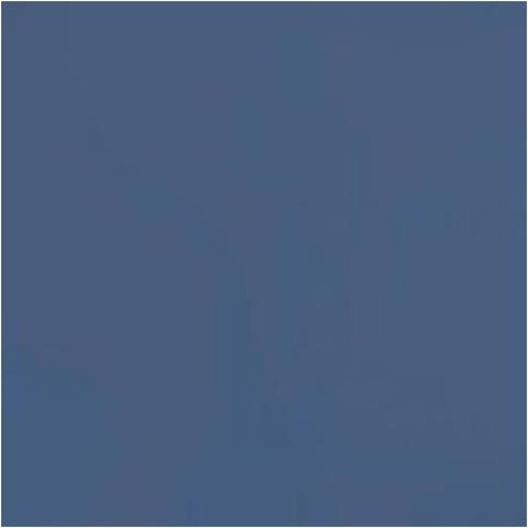 pent art indigo modrá